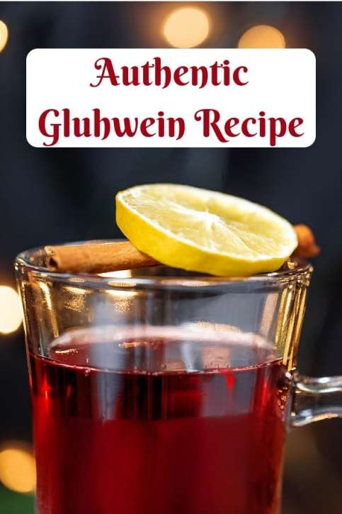 Try this authentic gluhwein recipe this holiday season. The recipe was given to me by an Austrian chef, and is a popular drink choice at Europe's Christmas markets. #Christmas #Christmasrecipe #GluhweinRecipe #MulledWine #SpicedWine #HolidayRecipe #DrinkRecipe