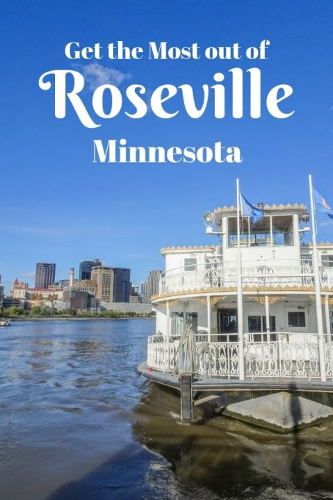 Explore Minnesota's twin cities and everything they have to offer from the place that's perfectly positioned to show you the best of both: Roseville, Minnesota. #USA #Roseville #Minnesota #Minneapolis #SaintPaul