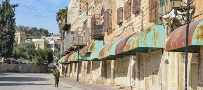Dual Narrative Hebron Tour: Don't Leave Israel Without This Experience