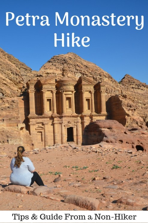 Wondering if the Petra Monastery is worth 900 steps of sweat? I'll tell you why it is in my non-hikers guide to see this amazing site in the lost city of Petra