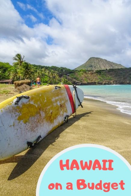 Tips and tricks for exploring Hawaii on a budget! #Hawaii #Oahu