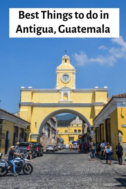Best things to do in Antigua, Guatemala