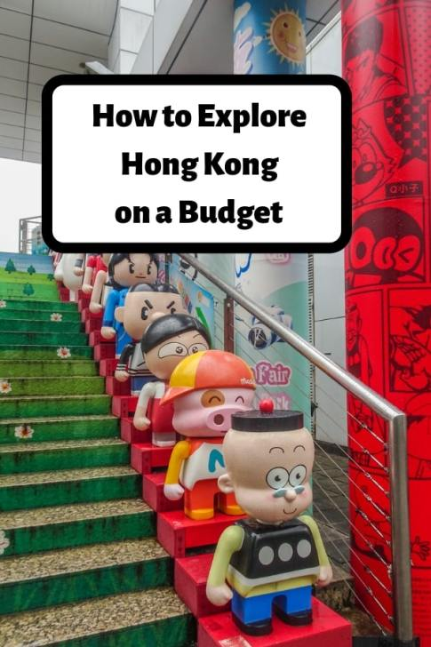 Headed to Hong Kong? Here are some tips to explore Hong Kong on a budget.