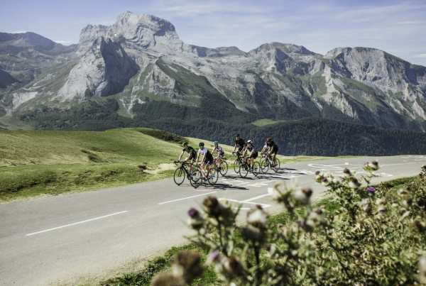 Pyrenees Cycling