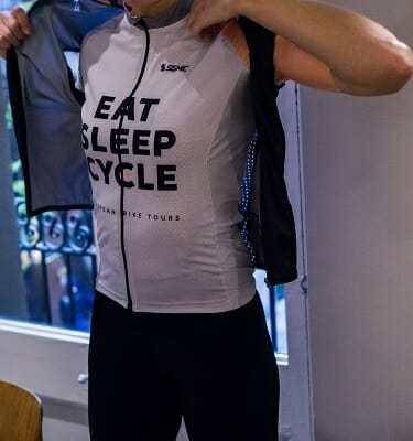 2018 Eat Sleep Cycle Womens Cycling Jersey