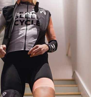 Eat Sleep Cycle 2018 Womens Bib Shorts