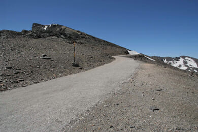 Pico de Veleta Cycling South Spain