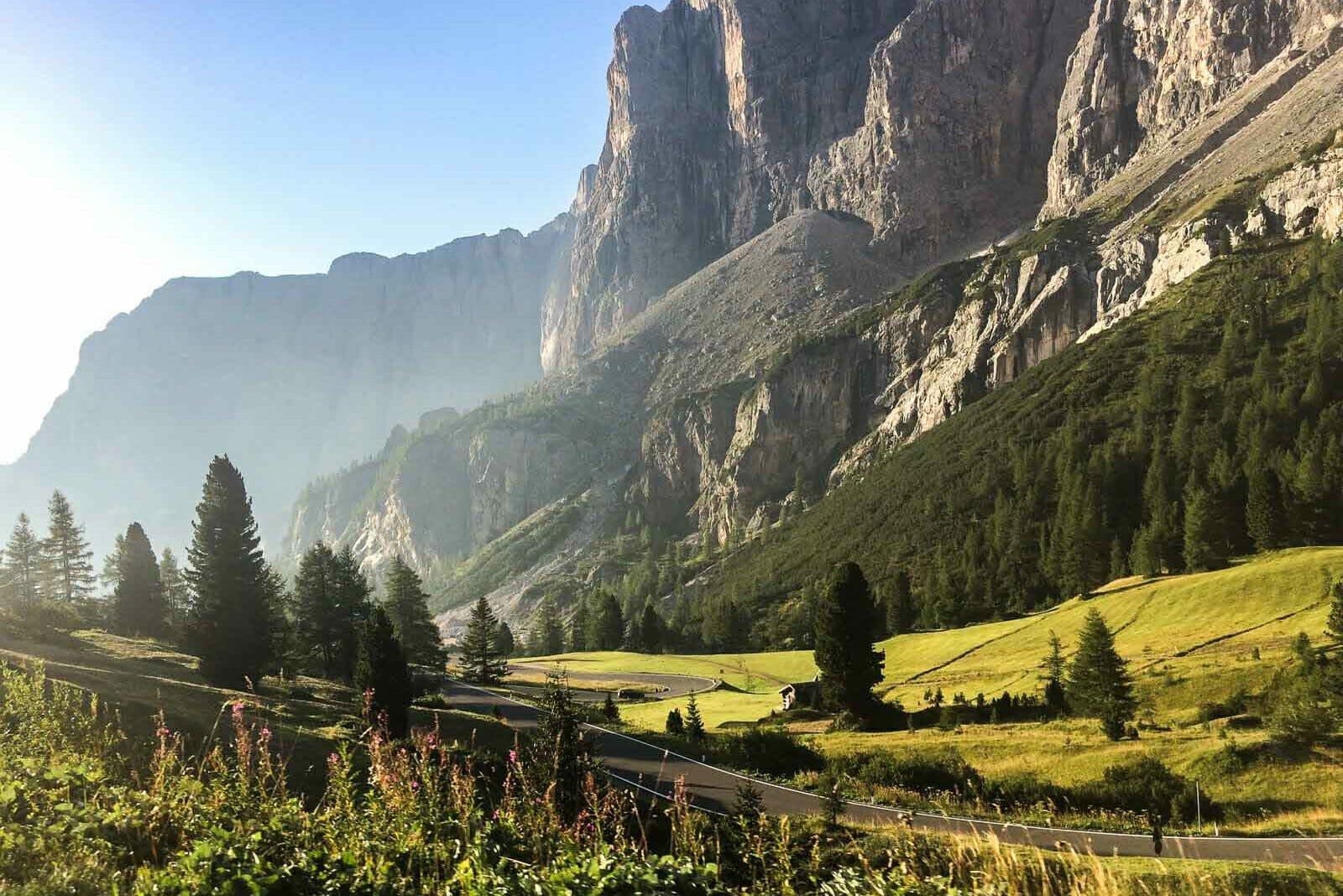 Trans Dolomites Cycling Gardena