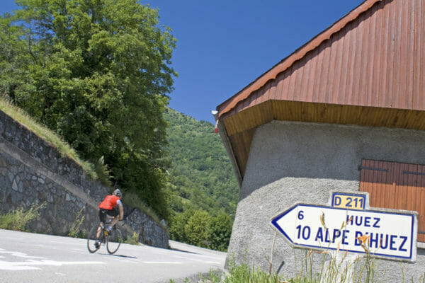 Cycling Alpe Du Huez Tour