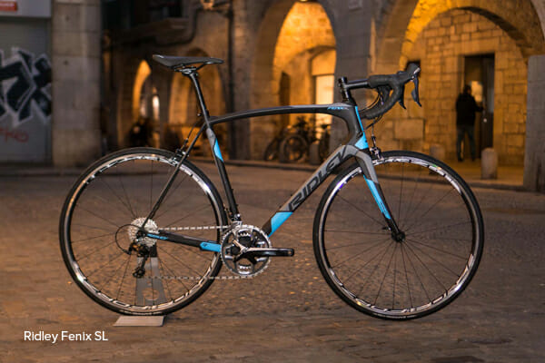 Bike Hire - Ridley Fenix SL - Classic Alps Cycle