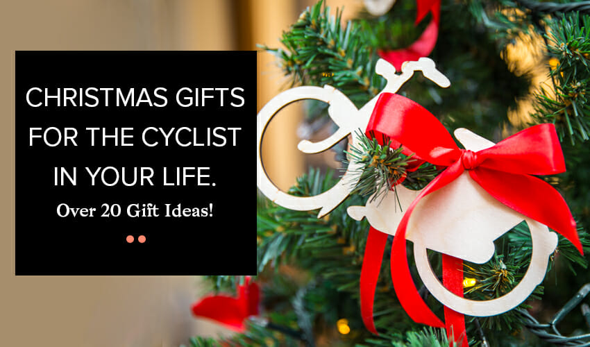 Christmas Gifts for the Cyclist in Your Life - 20 Gifts for Cyclists