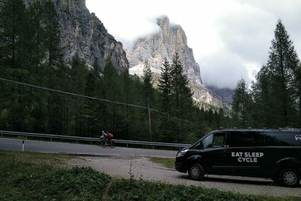 Ride Support - Classic Climbs of the Giro - Cycling Tours