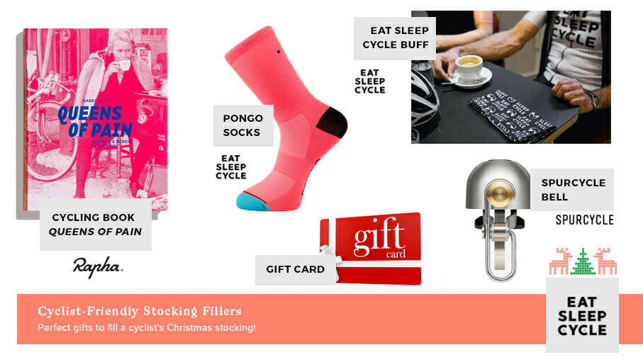 Cyclist Friendly Stocking Fillers - Eat SLeep Cycle Girona
