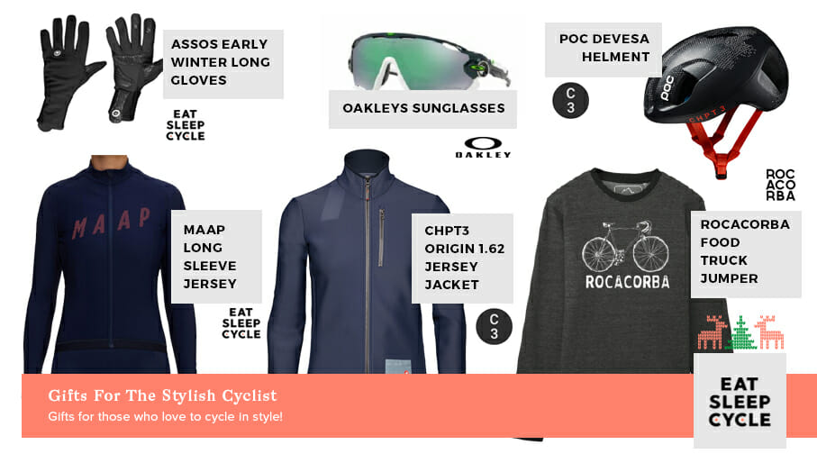 Gifts for Stylish Cyclists