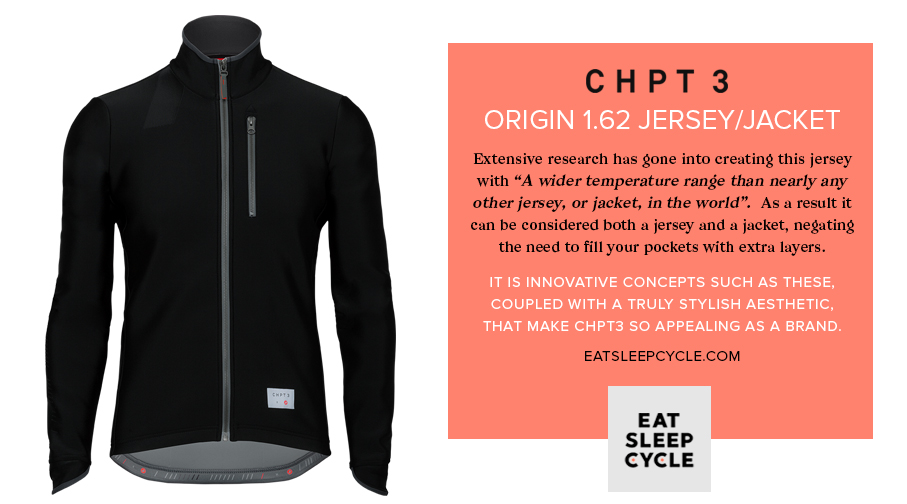 73a31c501 CHPT3 Origin 1.62 Jersey Jacket - Eat Sleep Cycle