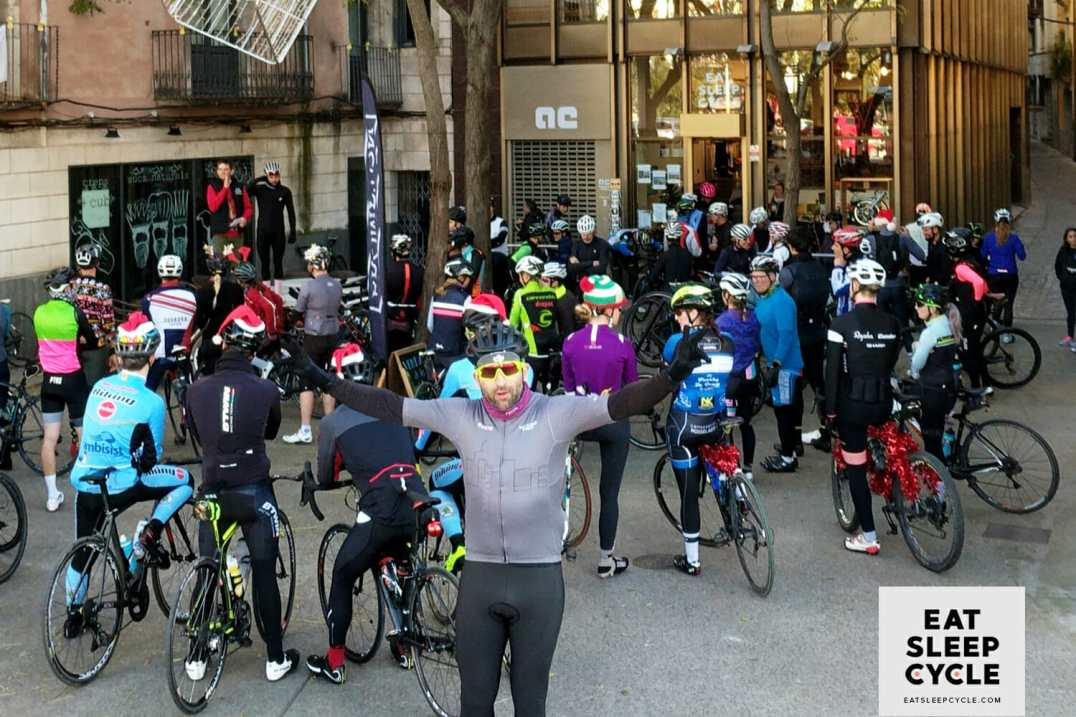 Christmas Cycle 2018 - Eat Sleep Cycle Girona - 15