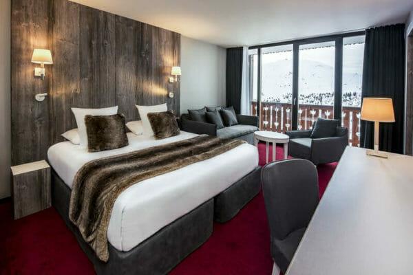 Hotel Pic Blanc Alpe Du Huez-2
