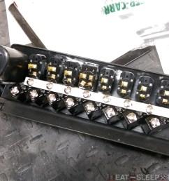 backside of switch panel in progress [ 1600 x 1188 Pixel ]