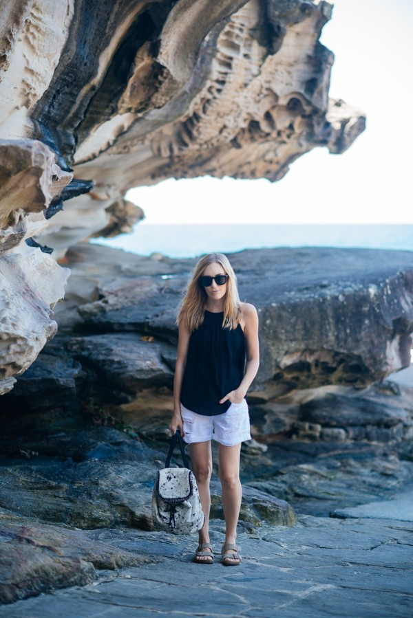 Bondi Beach Walk  eatsleepwear  Fashion  Lifestyle Blog by Kimberly Pesch