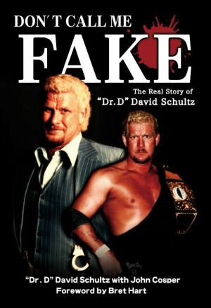 Order Dr. D David Schultz's autobiography on Amazon.