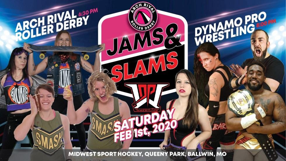 Dynamo Pro Presents Jams & Slams