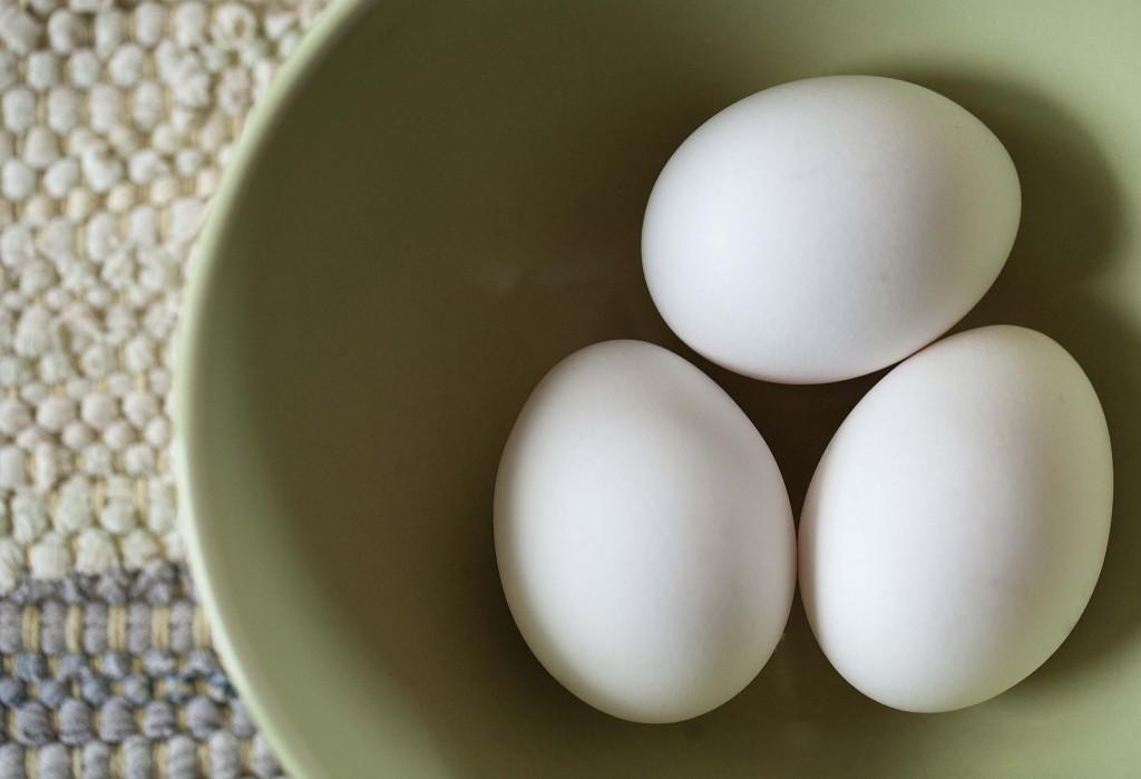 The Edible Fertility Symbol Aphrodisiac Eggs Eat