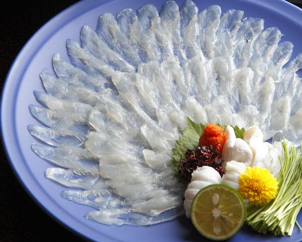 Fugu Blowfish A Potentially Deadly Thrill Eat