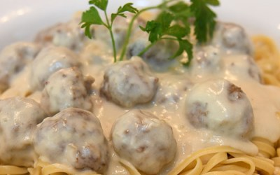 Cream Sauce with Shallots and Thyme
