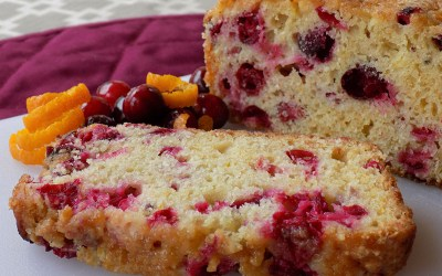 Grandma's Cranberry Bread