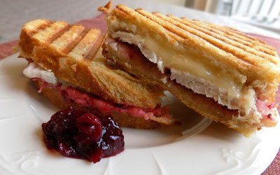 The Day After The Day After Thanksgiving Panini