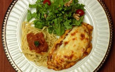 Smokey Chicken Parmesan