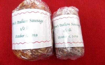 Jim's Italian Sausage