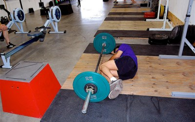 Crossfit P90X or Working Out When Sick