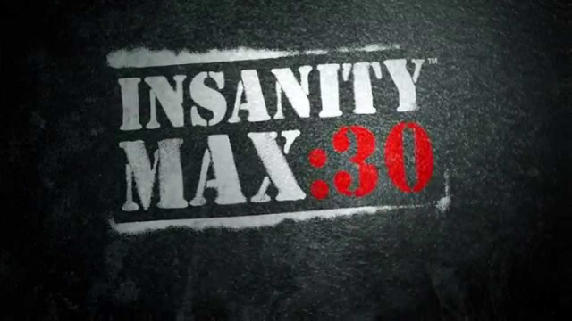 Insanity Max 30 Review - Eat Sweat Live