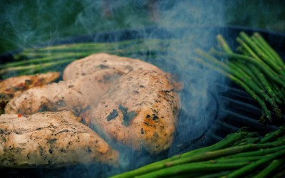 5 Healthy Outdoor Dining Receipes