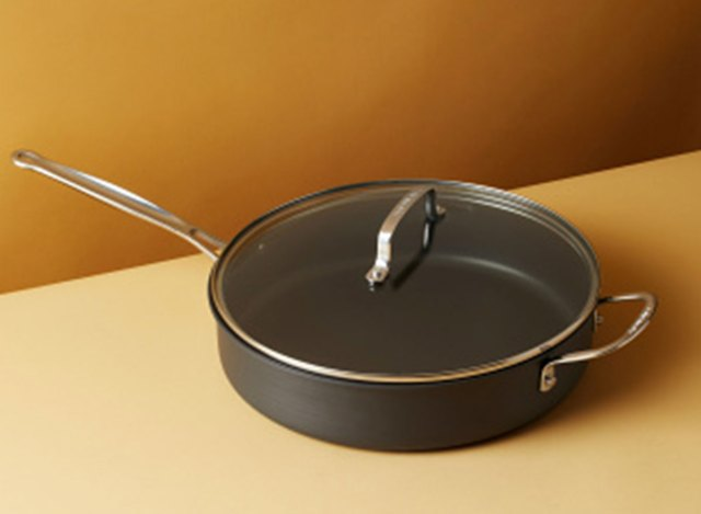 cuisinart saute pan with lid