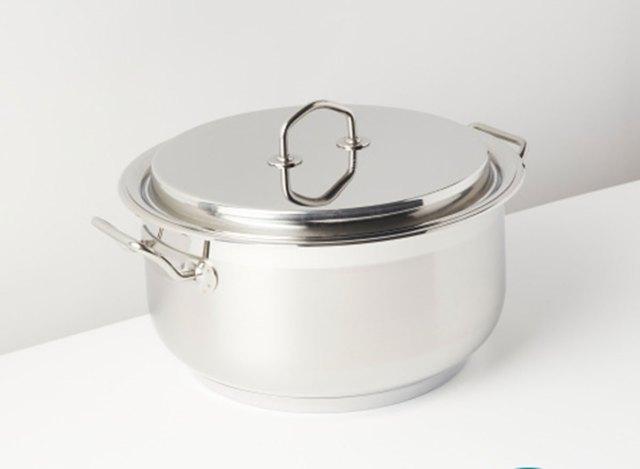 kitchen aid stainless steel wok