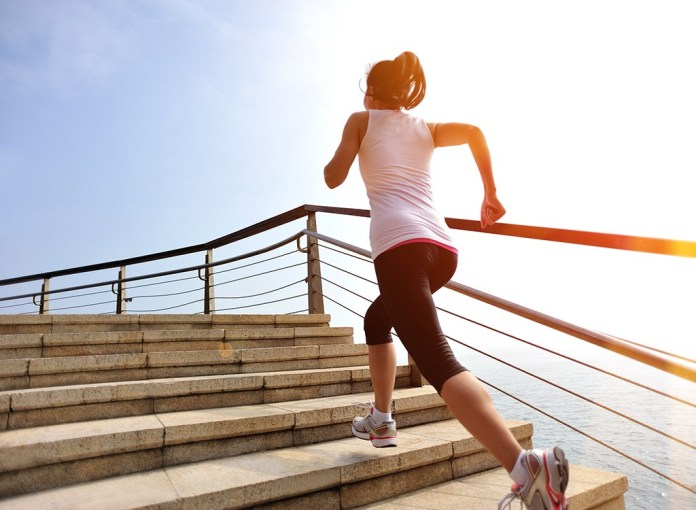 Stairs climbing help burn out fat