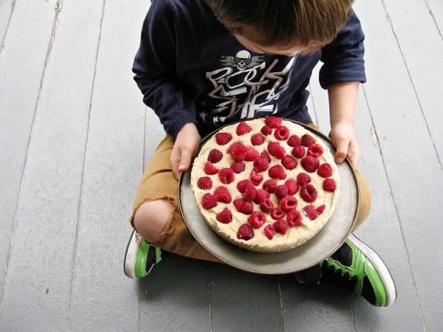 clancy raw vegan cheesecake