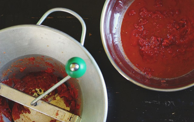 cherry tomato sauce 1