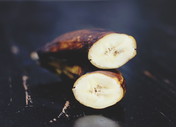 bananas fro smoothie