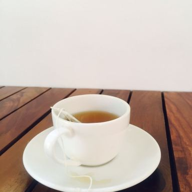 Green Tea at the end.