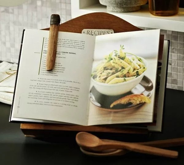 Recipe Book Stand Holders  Cook Books Holders  Eatwell101