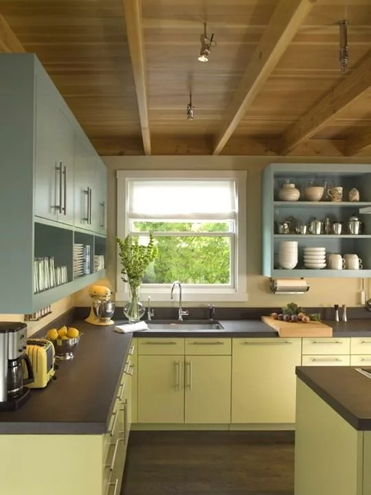 How To Paint Laminate Kitchen Cabinets — Eatwell101