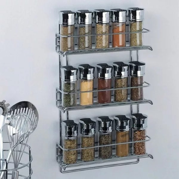 kitchen spice rack building a island the 10 coolest spices racks for your eatwell101 best wall mounted picture