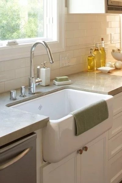how to clean kitchen sink eatwell101