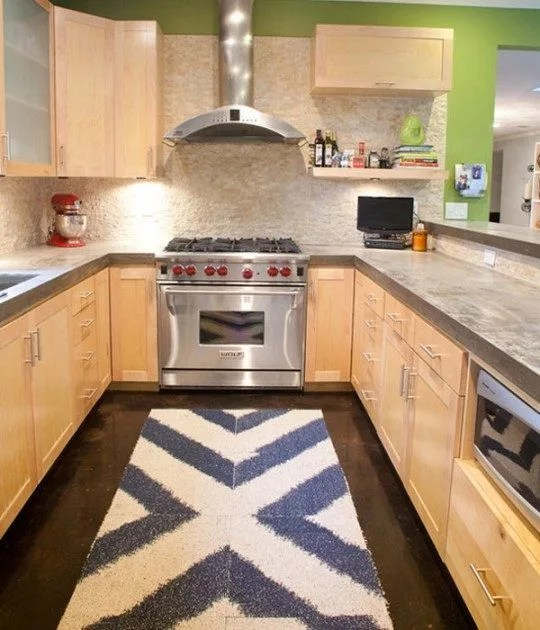 kitchen rug narrow countertops sets ideas eatwell101 images