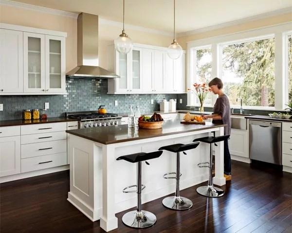 Kitchen Design Ideas Dark Floors