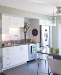 Single Wall Kitchen Design  Eatwell101