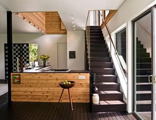 Kitchen Under Stairs Inspiration — Eatwell101 | Kitchen Under Stairs Design | Cupboard | Living Room | Wet Bar | Basement Renovations | Staircase Storage
